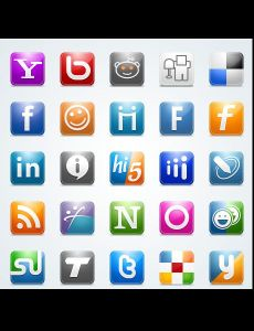Phishers target social media